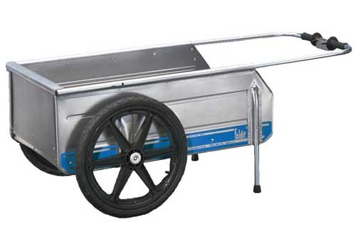 self-propelled garden cart