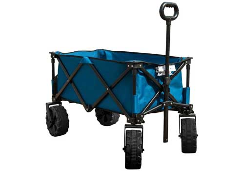 motorized garden cart