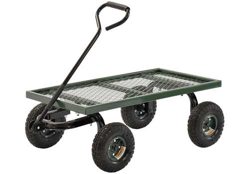 flatbed hand cart