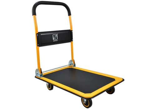 foldable flatbed cart